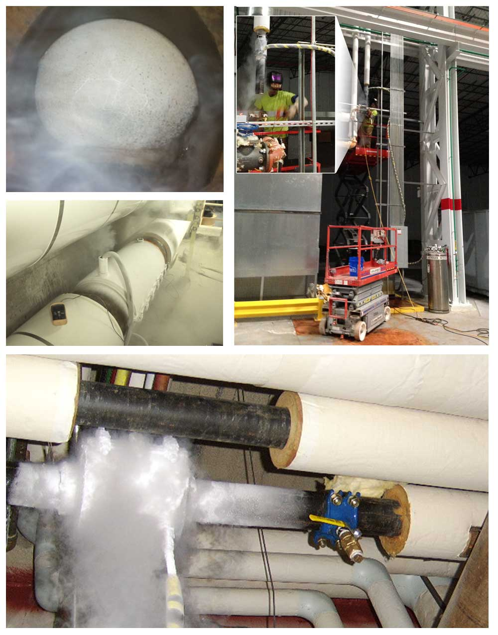 Pipe FreezePlug 1/2-36inch Services